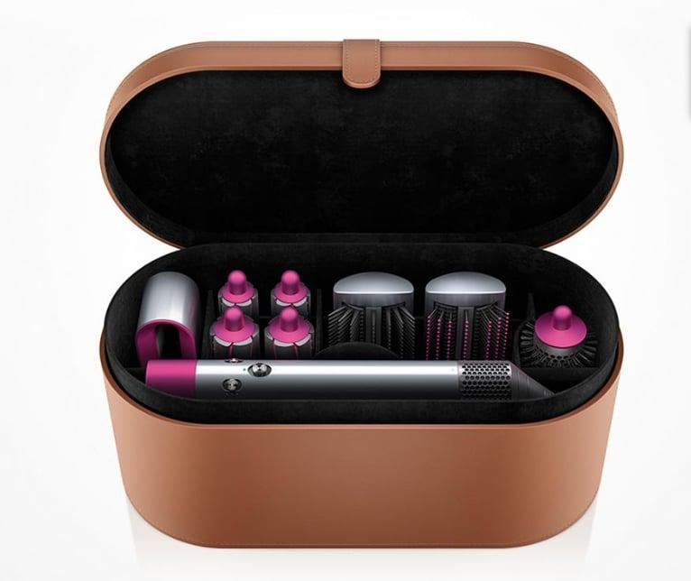 """<p>""""I can't think of a single beauty editor who isn't obsessed with the <span>Dyson Airwrap Styler Complete</span> ($549). It does it all - curls, waves, drys, smooths - without leaving any extreme heat damage to your hair. Which, if you're someone who styles it often, is a must. It's been at the top of my wish list since I laid eyes on it."""" - Jessica Harrington, associate beauty editor</p>"""