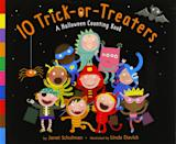 <p>The bold, bright artwork and fun, flowing rhymes make <span><strong>10 Trick-or-Treaters</strong></span> ($6, origianlly $7) a perfect, not-so-scary read for kids.</p>