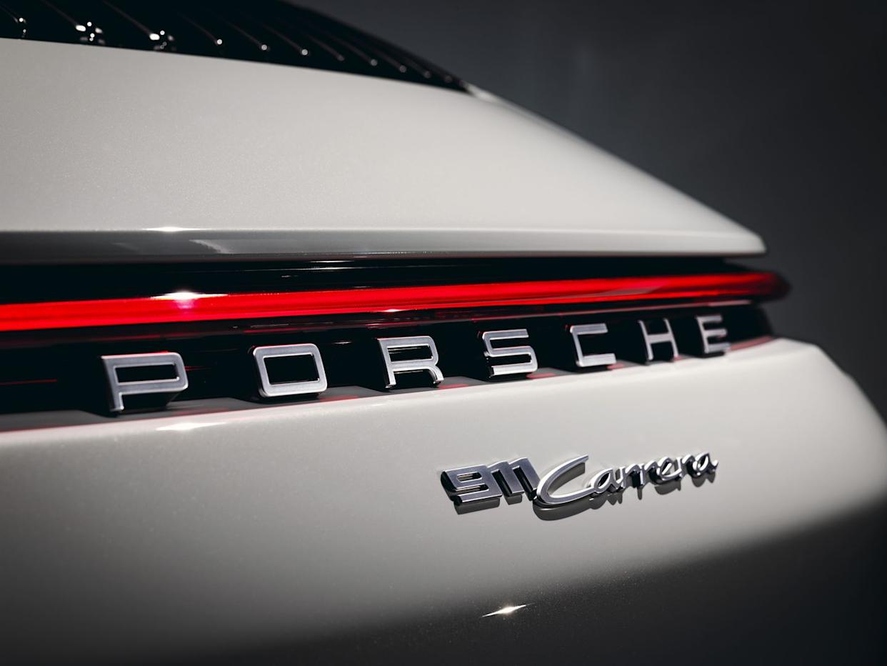 Porsche Revealed the Entry-Level 911 Carrera Coupe and Cabriolet