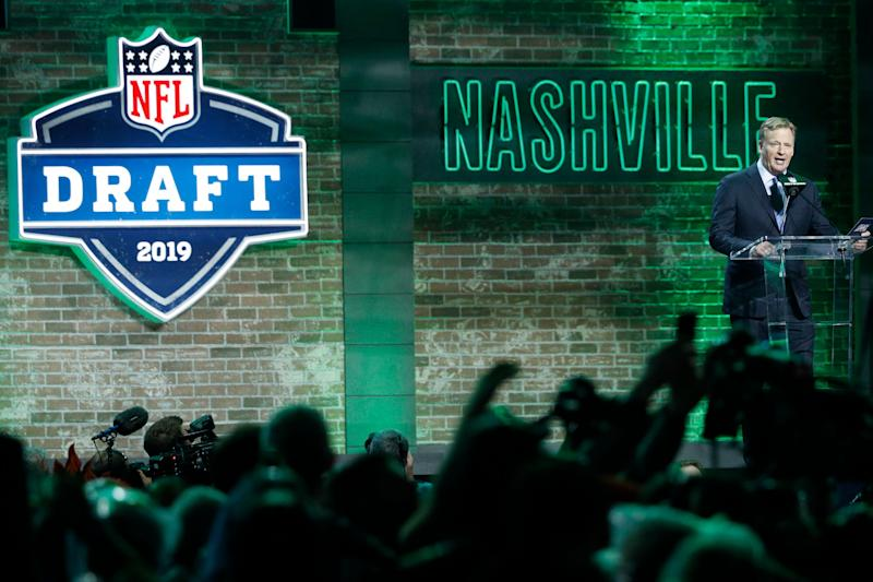 The NFL draft is headed to Cleveland and Kansas City