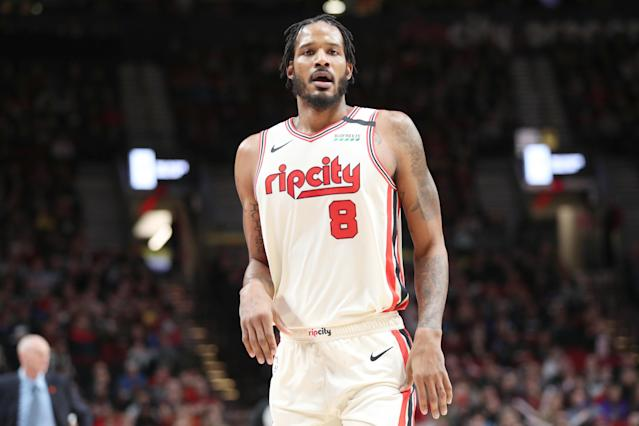 Trevor Ariza could see his fantasy value increase in Portland. (Photo by Abbie Parr/Getty Images)