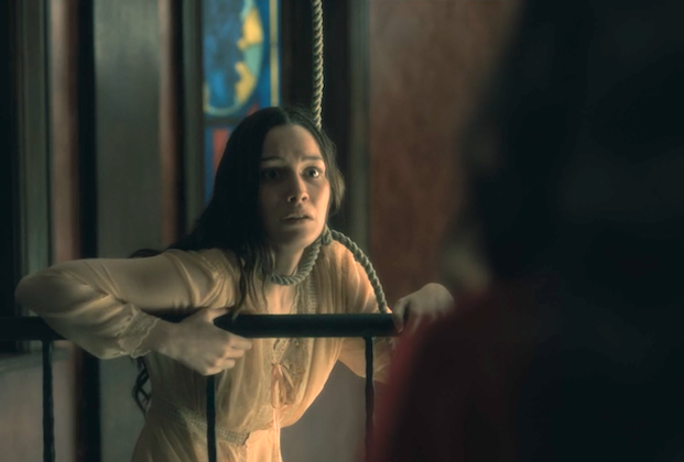The Haunting Of Hill House Cast The Moments That Gave Us Goosebumps
