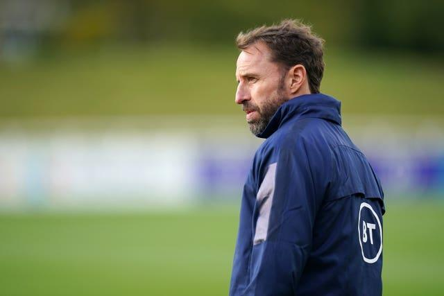 Southgate says he received criticism for publicly advocating the vaccine