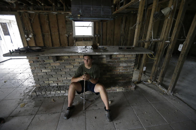 La. community is 'a ghost town' a year after Isaac