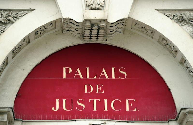 La façade du palais de justice de Douai (PHOTO D'ILLUSTRATION). - PHILIPPE HUGUEN