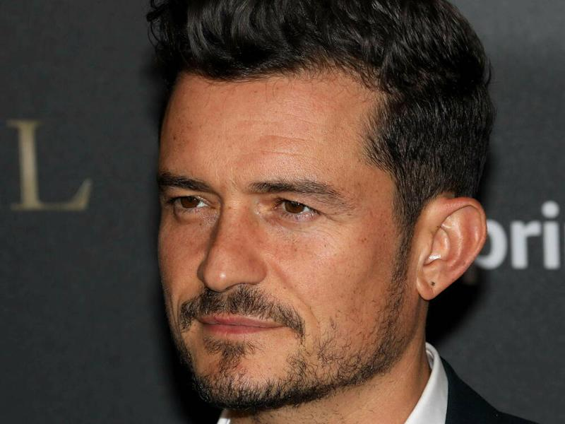 Orlando Bloom trauert um seinen Hund Mighty (Bild: imago images/POP-EYE)
