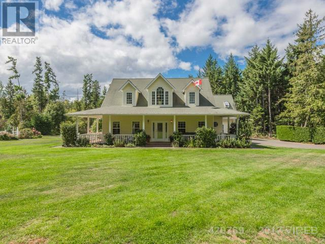 "<p><a rel=""nofollow"">1285 Leffler Rd., Errington, B.C.</a><br /> Location: Errington, British Columbia<br /> List Price: $999,000<br /> (Photo: Zoocasa) </p>"