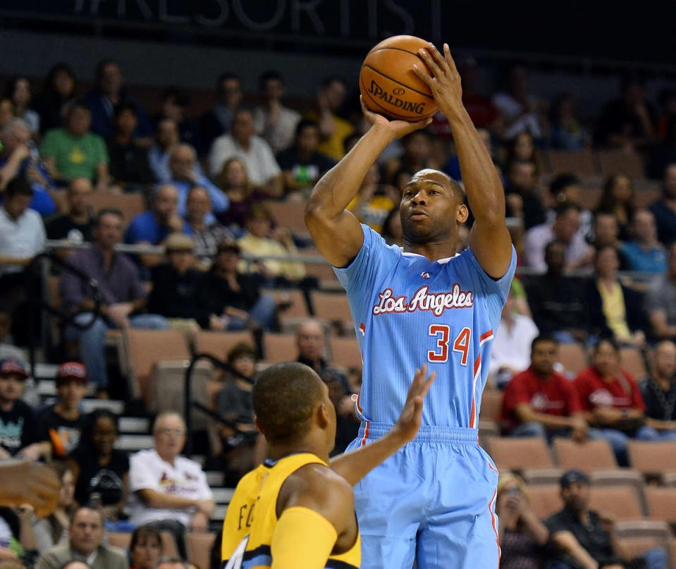 Willie Green, Los Angeles Clippers