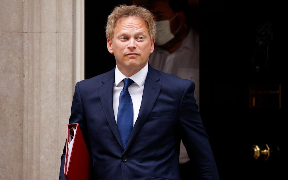 One government source said that Grant Shapps, the Transport Secretary, had been pushing the amber watchlist idea for a while - David Cliff/Anadolu Agency via Getty Images