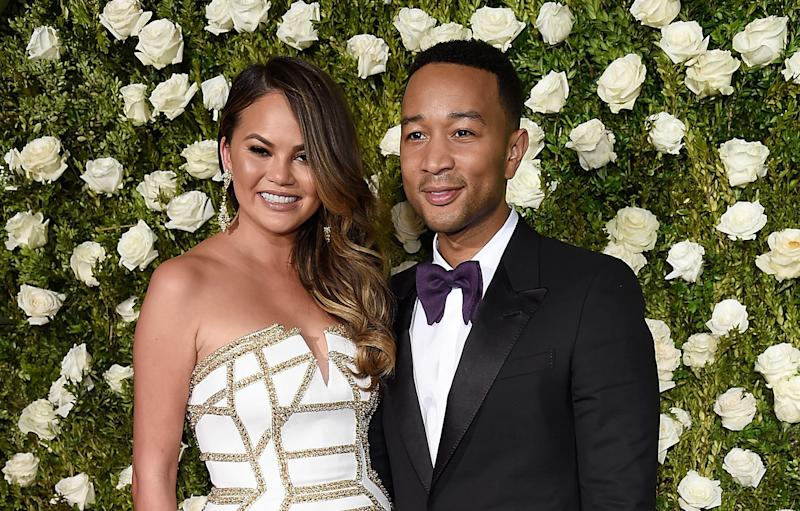"In an <a href=""http://www.cosmopolitan.com/entertainment/celebs/a12108637/john-legend-masculinity-interview/"" target=""_blank"">interview with Cosmopolitan</a>, John Legend opened up about going through IVF with Chrissy Teigen before having their daughter, Luna."