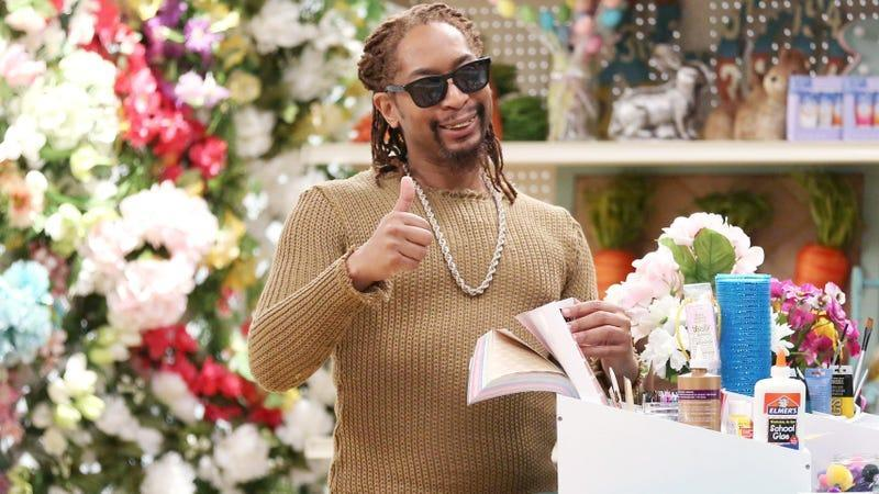 Lil Jon doing what he does best: crafting