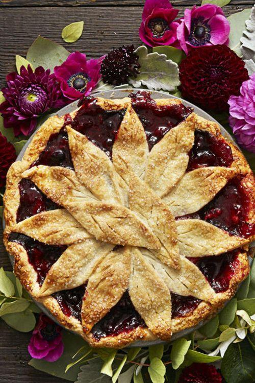 "<p>This gorgeous treat balances tart cranberry flavors with sweet apples and cherries, and the end result is simply magical. </p><p><a href=""https://www.goodhousekeeping.com/food-recipes/dessert/a35188/very-berry-apple-pie/"" rel=""nofollow noopener"" target=""_blank"" data-ylk=""slk:Get the recipe for Very Berry Apple Pie »"" class=""link rapid-noclick-resp""><em>Get the recipe for Very Berry Apple Pie »</em></a></p>"