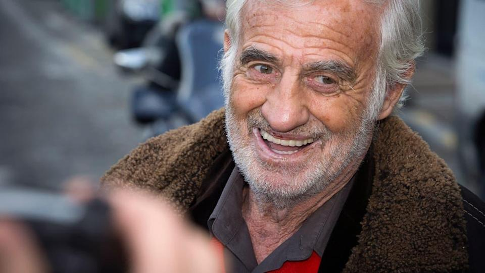 Jean-Paul Belmondo - AFP