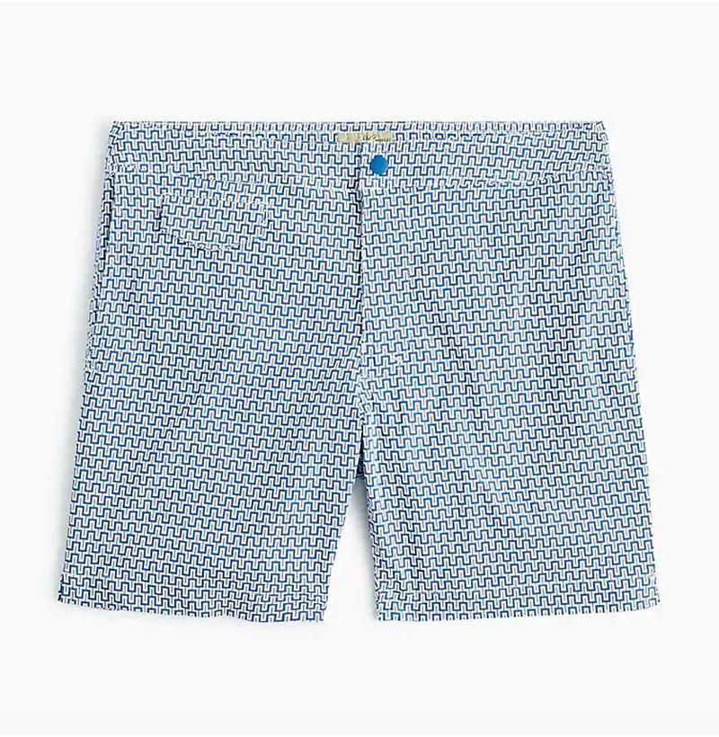 """<p><strong>J.Crew</strong></p><p>jcrew.com</p><p><strong>$59.99</strong></p><p><a href=""""https://go.redirectingat.com?id=74968X1596630&url=https%3A%2F%2Fwww.jcrew.com%2Fm%2Fmens_category%2F60_off_last_chance%2Fswim%2F7-stretch-eco-pool-short%2FMP135%3Fcolor_name%3Dpink-aqua&sref=https%3A%2F%2Fwww.esquire.com%2Fstyle%2Fmens-fashion%2Fg32631767%2Fsummer-mens-fashion-memorial-day-sale%2F"""" rel=""""nofollow noopener"""" target=""""_blank"""" data-ylk=""""slk:Buy"""" class=""""link rapid-noclick-resp"""">Buy</a></p><p>The perfect pair of shorts for lounging poolside (or, more realistically, imagining you are). </p>"""