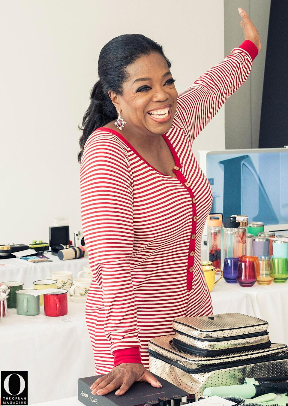 10 Items from Oprah's Favorite Things That Will Make You Hungry