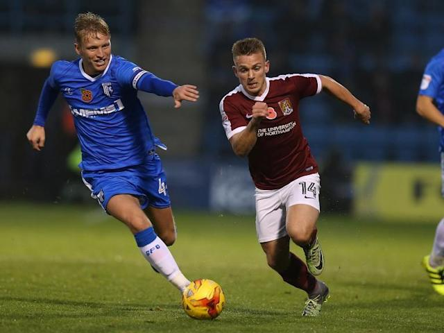 Gillingham's Josh Wright discusses the psychology behind his hat-trick of penalty kicks