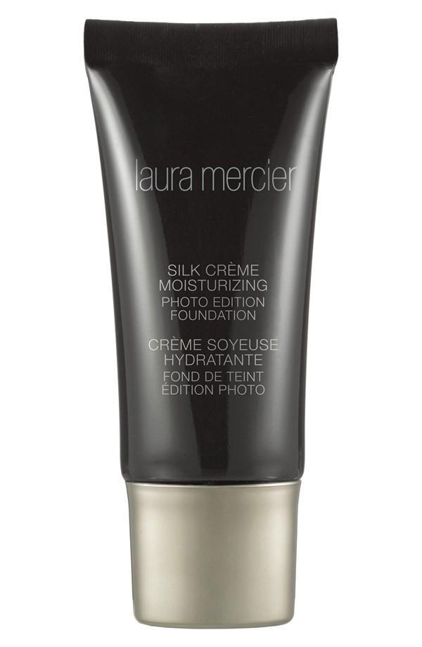 """<p>This long-lasting foundation will keep you camera-ready for 12 hours. It has a luminous finish, which is perfect for Kodak moments. <a href=""""http://www.lauramercier.com/foundation/silk-cr%C3%A8me-moisturizing-photo-edition-foundation-prod12614372.html"""" rel=""""nofollow noopener"""" target=""""_blank"""" data-ylk=""""slk:Laura Mercier Silk Crème Moisturizing Photo Edition Foundation"""" class=""""link rapid-noclick-resp"""">Laura Mercier Silk Crème Moisturizing Photo Edition Foundation</a> ($48)</p><p><i>(Photo: Sephora)</i></p>"""