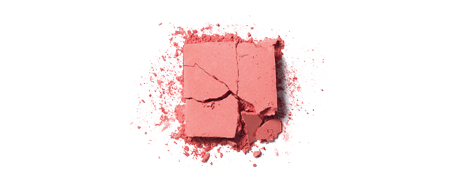 <p>Did your favourite eyeshadow or blush shatter while travelling? There's no reason to trash it. Just empty the remnants into a small pot or jar, and add some petroleum jelly. Stir and you now have a creamy blush/eyeshadow that can also be used as a lip tint.<br /> Photograph: Coralista </p>