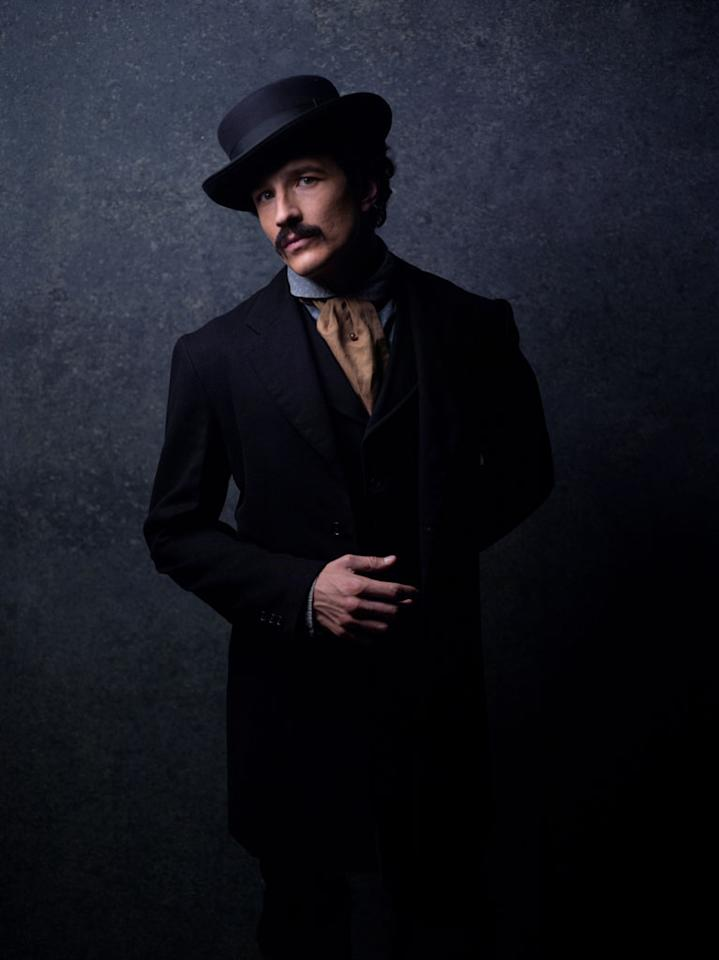 "Jesse Johnson portrays John Wilkes Booth in the television film ""Killing Lincoln"" based on the best-selling book by Bill O'Reilly."
