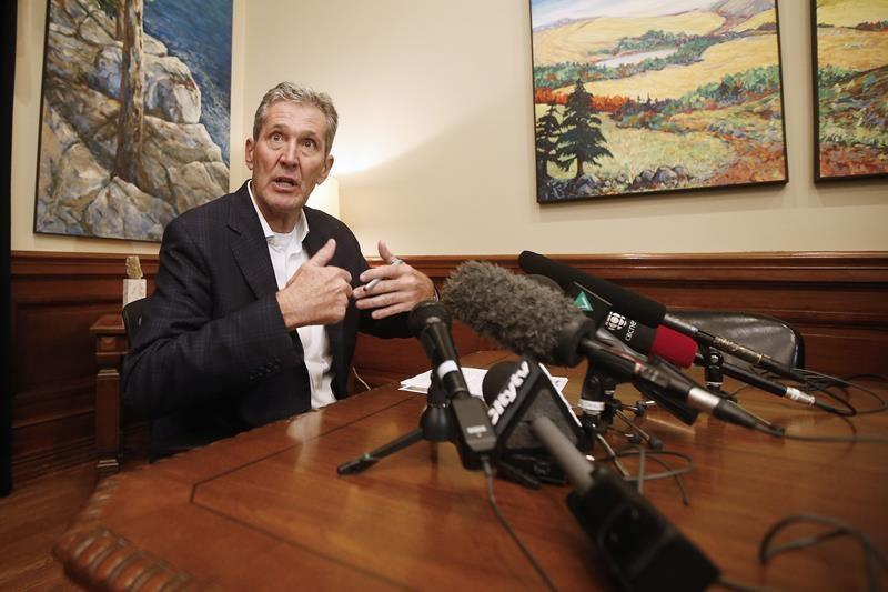 Tax cuts, flood fight and cost-control on Manitoba premier's agenda