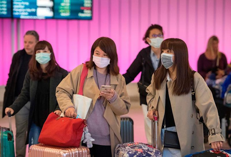 Has coronavirus impacted your travel plans? Here's what to do. Source: Getty