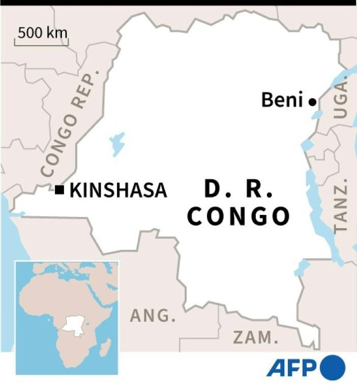 At least 811 civilians have been killed in DR Congo's Beni territory since October last year