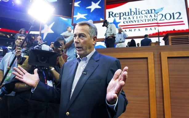 Boehner Says Out Loud He Hopes Blacks and Latinos 'Won't Show Up' This Election