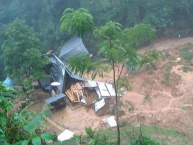 Nine killed in landslide in Manipur's Tamenglong district; officials retrieve seven bodies
