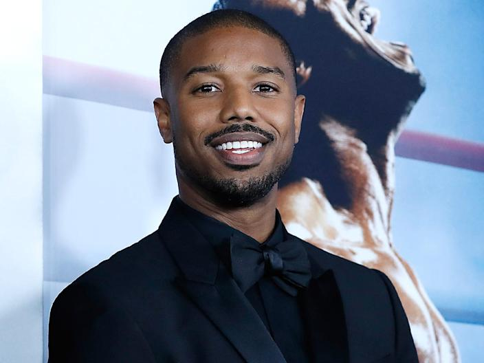 "Michael B. Jordan stars in ""Without Remorse."""