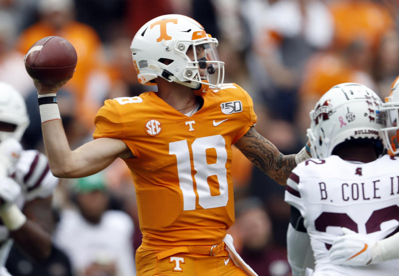 Tennessee-Alabama Preview