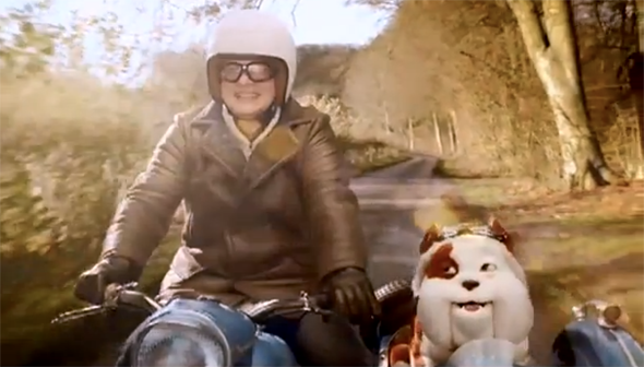 Telly star Martin Clunes axed from Churchill ads after driving ban