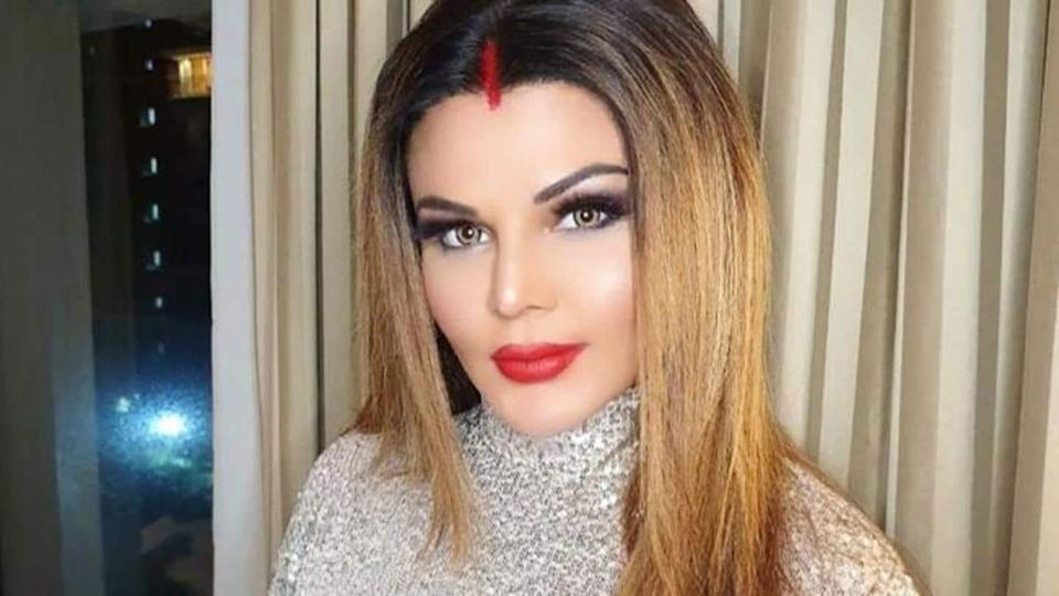 Rakhi Sawant got married after being held
