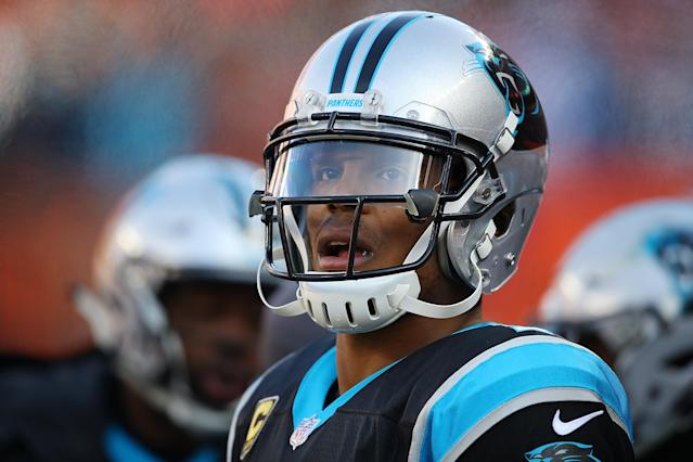 Cam Newton and the Panthers are in the midst of an all-time NFL collapse.