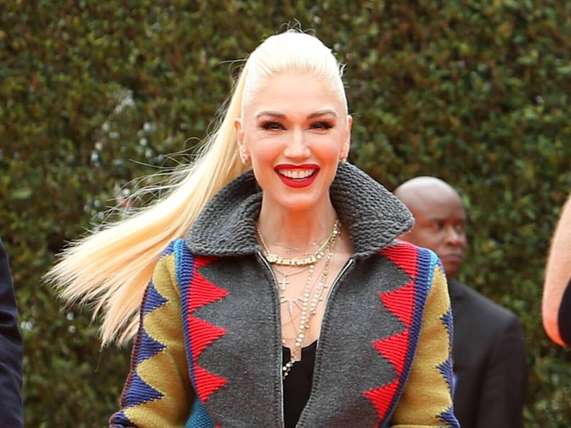 Gwen Stefani's love of bindis was sparked by her bandmate's mother