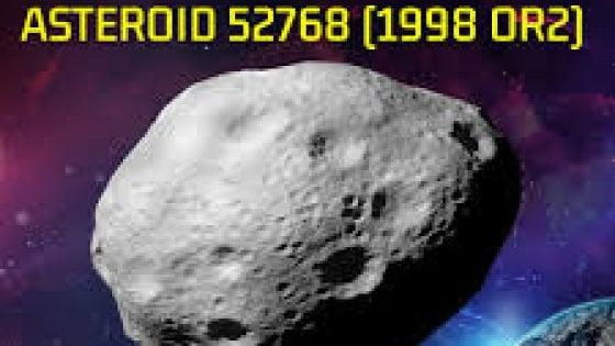 """Asteroide """"52768"""""""