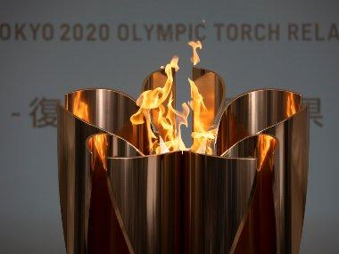 Tokyo Olympics 2020: Olympic flame passed to Fukushima during low-key ceremony, will be on display in city till 30 April