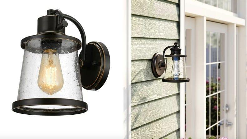 This bulb is easy to switch out, which is one of it's biggest perks.
