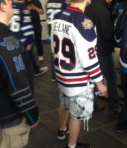 Jersey Foul