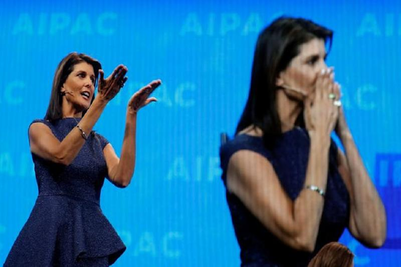 Nikki Haley Calls Chinese Figure of 82,000 COVID-19 Cases 'Not Accurate' as White House Casts Doubt