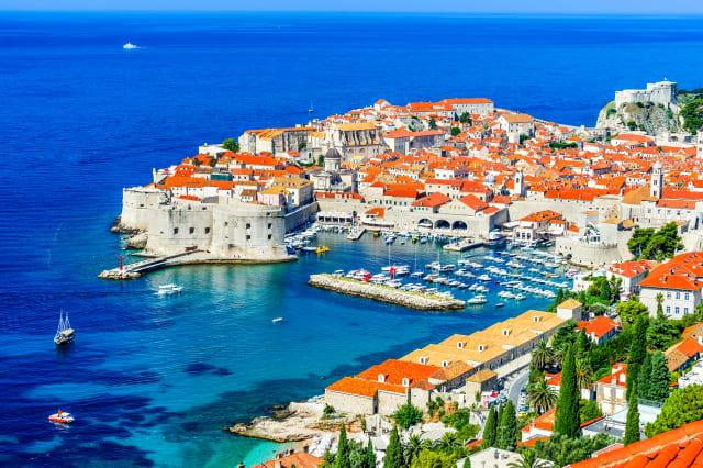 Dubrovnik, Dalmatian Coast, These are the rising holiday hotspots for 2018