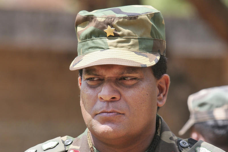 Sri Lanka US-Army Chief