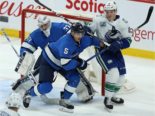 Patrick Johnston: Virtanen wasn't trying to 'murder' Jet, says collisions are inevitable