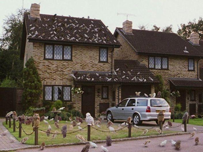 """<p>Hey Potterheads, you can visit the house that was used as the exterior shots for the home in the first Harry Potter movie. If you want to see the interiors from the movies—including that under-the-stairs """"bedroom""""—you'll have plan a trip to Warner Brothers Studios in the United Kingdom for a tour. </p><p>12 Picket Post Close, Winkfield Row, Bracknell RG12 9FG</p>"""