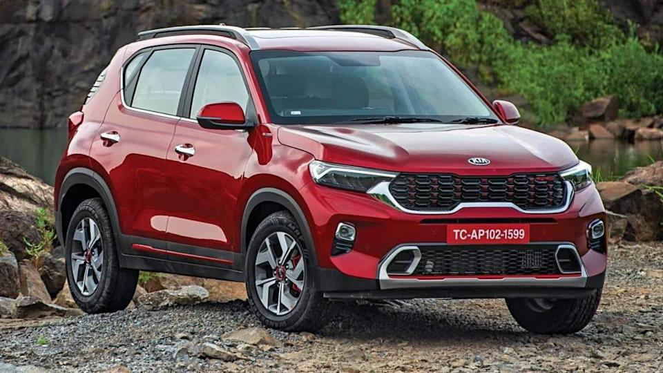 Kia Sonet garners over 50,000 bookings in just two months