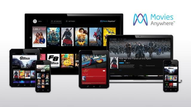 movies anywhere disney