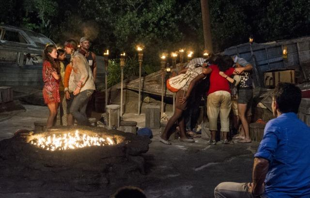 Chaotic Tribal Council on Survivor: Game Changers