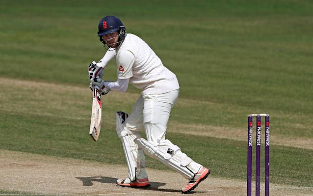 <span>Mark Stoneman should be called up for the squad for the third Test</span> <span>Credit: Getty Images </span>