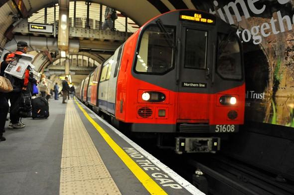 Why travelling on the Tube could be bad for your health
