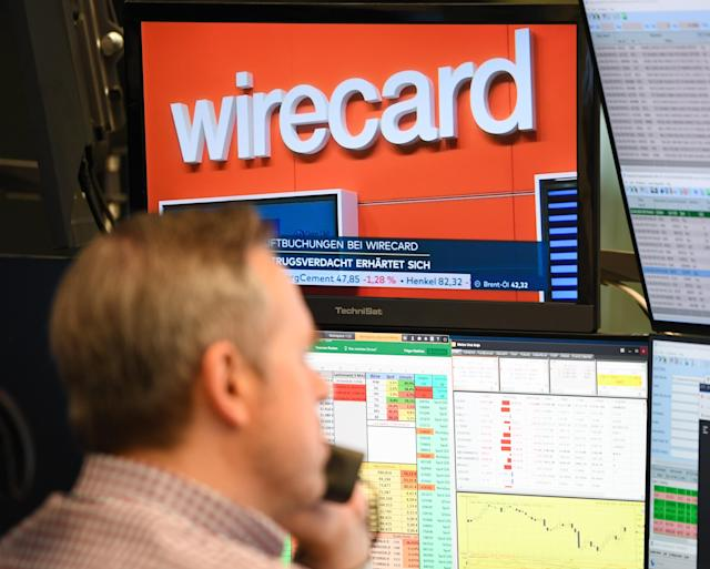 Wirecard said it would file for insolvency on Thursday. Photo: Arne Dedert/Picture Alliance via Getty Images