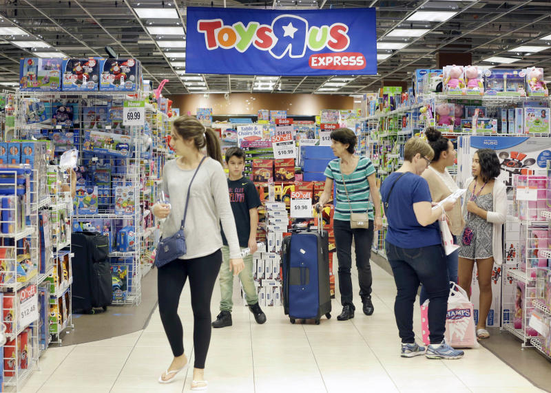 UK pensions lifeboat to back Toys 'R' Us UK restructuring